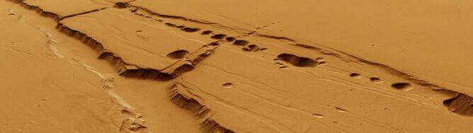 Życie na Marsie może czyhać w jaskiniach