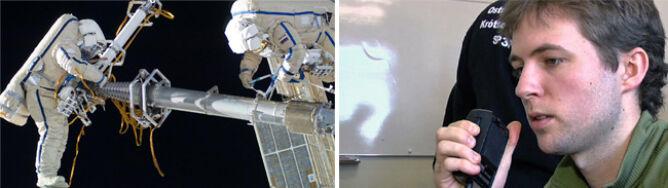 Fale krótkie popłyną w kosmos. Uczniowie porozmawiają z astronautami