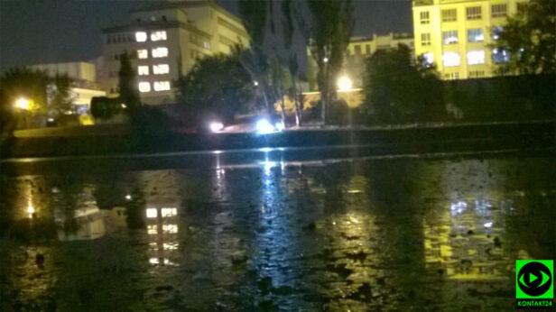 W Parku Skaryszewskim znaleziono zwłoki mężczyzny  Ayatane / Kontakt 24