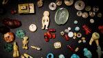 Wykopaliska w Pompejach (PAP/EPA/Cesare Abbate)