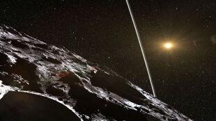 """Planetoida z pierścieniami jak u Saturna. """"Odkrycie jest zupełną niespodzianką"""""""
