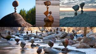Tych kamieni nie spaja klej. Robi to grawitacja