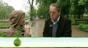Park w Mławie i piękny ogród w Przasnyszu (odc. 379)