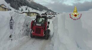 Śnieg we Włoszech